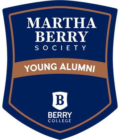 Martha Berry Society Young Alumni Leadership Giving Circle