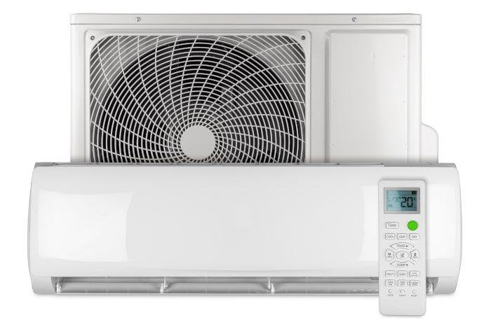 Mini Split Air Conditioner Indoor and Outdoor Unit